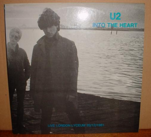 Into the Heart U2 album front