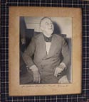 FDR in Pola Stout shirt